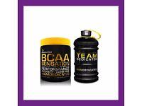 Dedicated Bcaa sensation amino acids