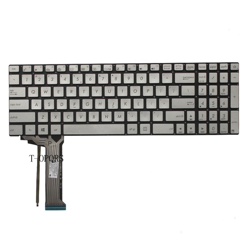 NEW ASUS US English Keyboard for GL752 GL752V GL752VL GL752VW GL752VWM BACKLIT