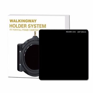 100mm Glass Square ND1000 Neutral Density 10-stop Camera ND filter For Cokin Z