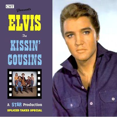 ELVIS - KISSIN COUSINS - SPLICED TAKES SPECIAL - NEW STAR CD SEALED