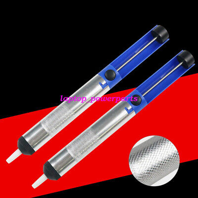1pcs Solder Sucker Desoldering Pump Tool Removal Vacuum Soldering Iron Desolver