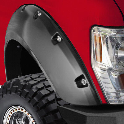 00-06 Avalanche Suburban Bolt On Pockets Off Road Style Set of 4 OE Fender Flare 2006 Chevrolet Avalanche Bolt