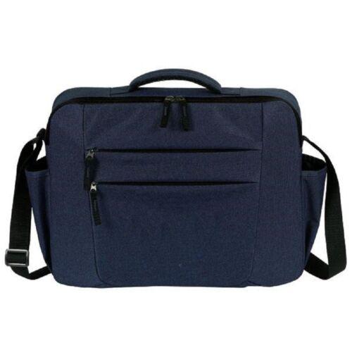 Briefcase-9805 (Slate Blue)