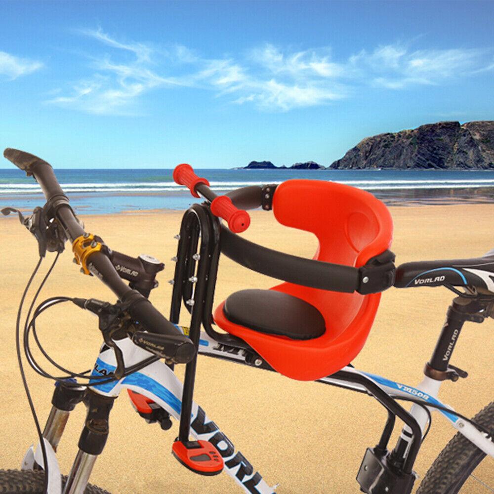 pro kinderfahrradsitz fahrrad kindersitz fahrradsitz vorne halterung bis zu 30kg ebay. Black Bedroom Furniture Sets. Home Design Ideas