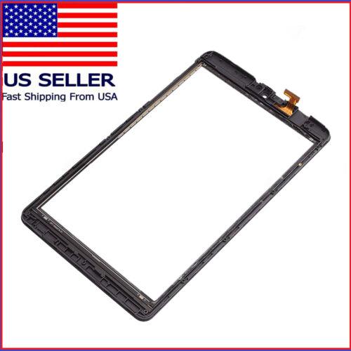 Touch Screen Digitizer Glass +Frame For Alcatel JOY TAB 8 inch 2019 Tablet 9029W