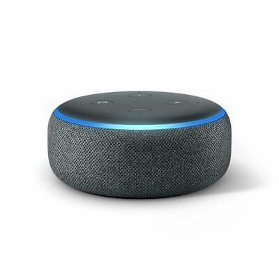 Altoparlante Echo Dot(3ª generazione) intelligente con integrazione Alexa amazon