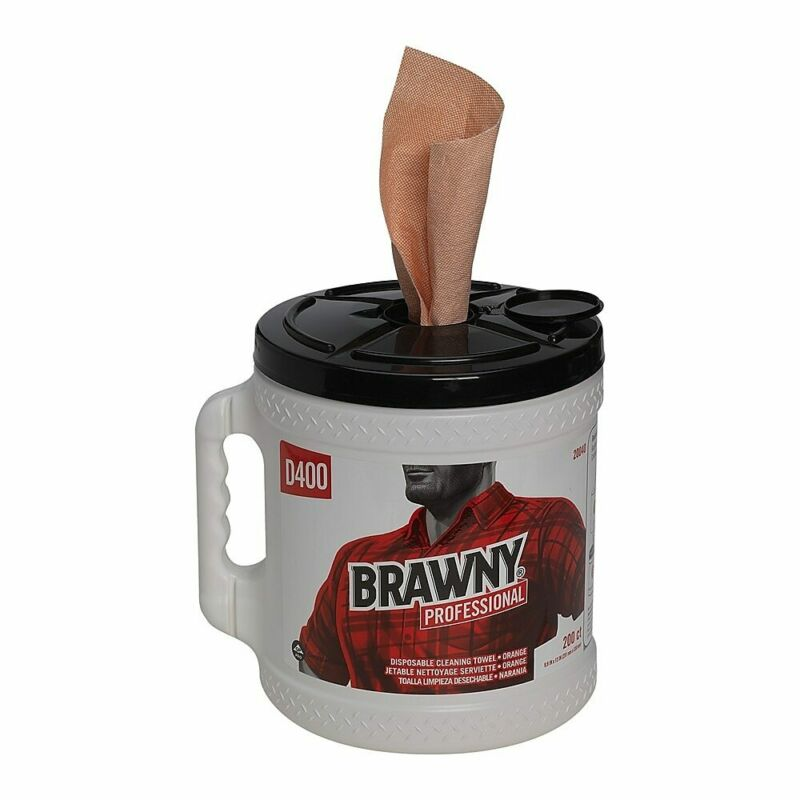 GP Brawny Professional D400 Disposable Cleaning 20040