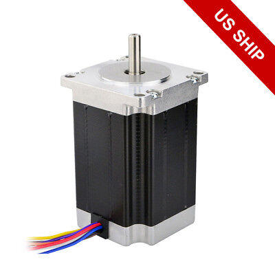 Nema 23 Stepper Motor 2.83nm400oz.in 4a 8-lead Step Motor Cnc Reprap Robot