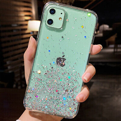 For iPhone 11 11 Pro Max Cute Girls Women Liquid Bling Sparkle Luxury Case (Luxury For Women)