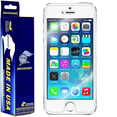 Armorsuit Militaryshield Apple Iphone 5S Screen Protector  Case Friendly