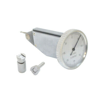 .008 Vertical Dial Test Indicator 0-4-0 Reading Reader .0001 Grad. Precision