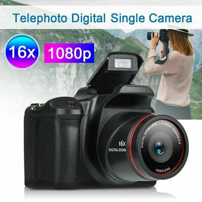 Digital Camera 16X Zoom Digital SLR Camera With mic 16MP 1080P HD...
