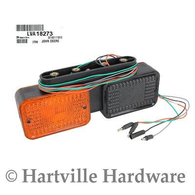 John Deere Original Equipment Right-hand Light Kit Lva18273