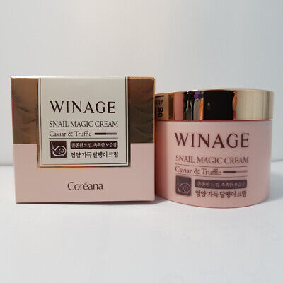 Truffle Caviar (Korea Coreana Winage Snail Magic Cream Caviar & Truffle (3.38)