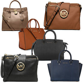 Michael Kors bags- Selma, Hamilton & Fulton styles from £110