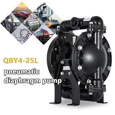 Air-operated Double Diaphragm Pump Petroleum Fluids 35 Gpm 12in. Air Inlet Pro