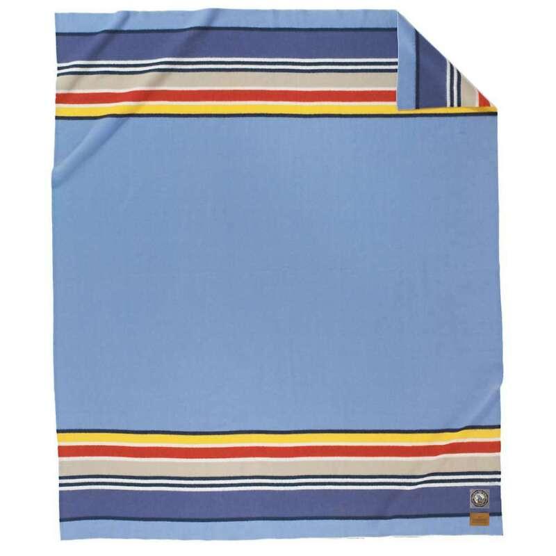 Pendleton National Park Full Bed Blanket - Yosemite Light Blue