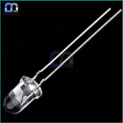 10pcs 5mm 940nm Ir Infrared Launch Emission Tube Diode Led Lamp Emitting