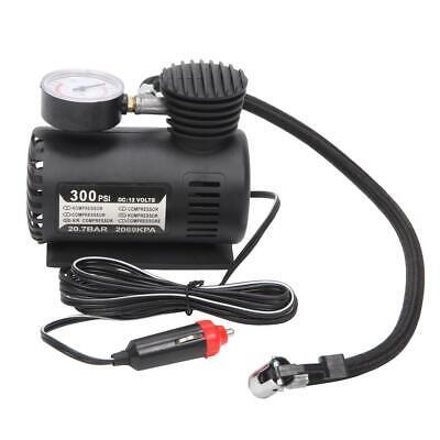 300psi 12v volt portable mini air compressor