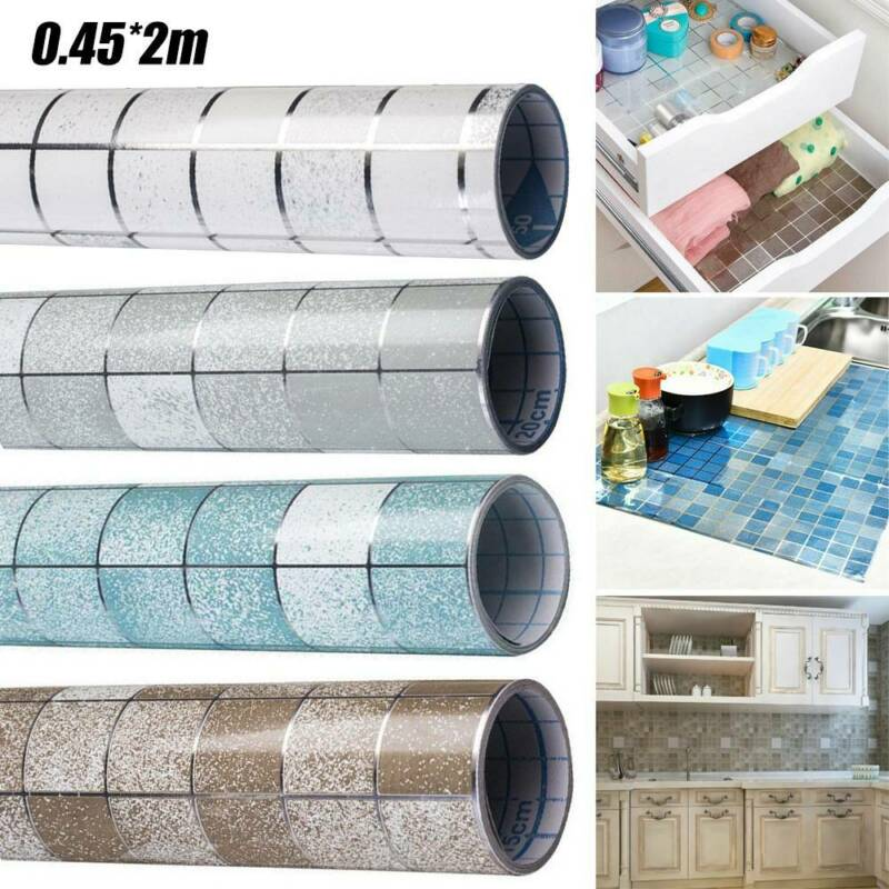 Mosaics Print Self Adhesive Peel & Stick Tile Sticker Kitche