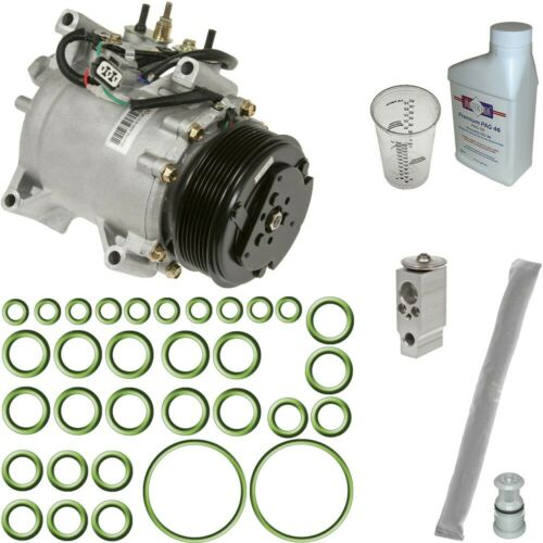 A/C Compressor & Component Kit OMNIPARTS 25071107 Fits