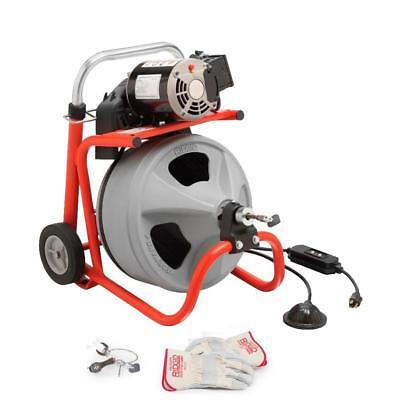 Ridgid 52363 K-400 Drain Cleaning Drum Machine 115 Volt