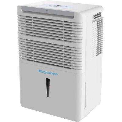 Keystone 30 Pint Dehumidifier with Electronic Controls KSTAD