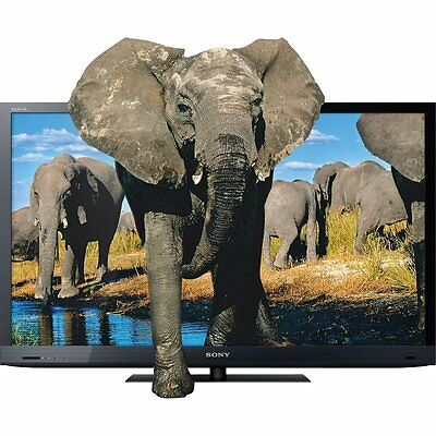"Sony Bravia KDL-46HX729 46"" 3D-Ready 1080p HD LED LCD Internet TV"