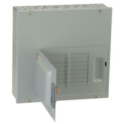 Ge Powermark Gold 125 A 8-space 16-circuit Indoor Main Lug Circuit Breaker Panel