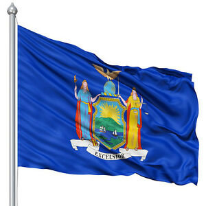 NEW-YORK-State-Flag-3x5-3-x-5-foot-BRAND-NEW-NY-NYS