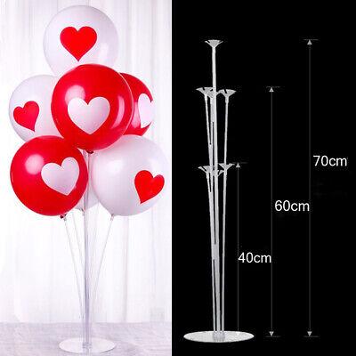 Ständer Ballonhalter Luftballonständer Party Hochzeit Dekor (Ballon-säulen)