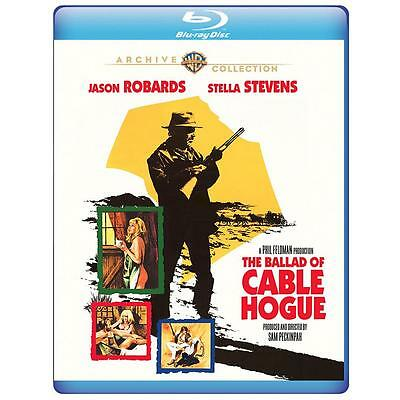 The Ballad Of Cable Hogue 1970 Blu Ray Jason Robards Stella Stevens David Warner