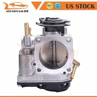 Electronic Throttle Body Assembly for Volkswagen Beetle Golf Jetta 2.0L 67-4002