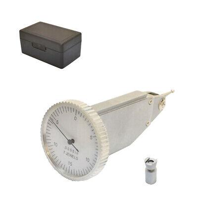.030 Vertical Dial Test Indicator Jewel .0005 Graduation Dovetail