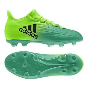 adidas X 16.1 FG J BB5841 Juniors Football Boots~Soccer~UK 1 to 5.5
