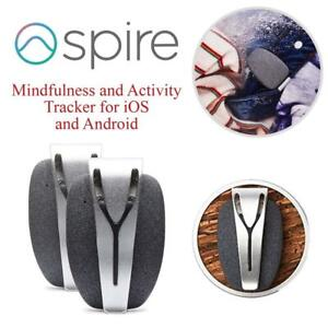 NEW Spire Mindfulness and Activity Tracker for iOS and Android Condition: New