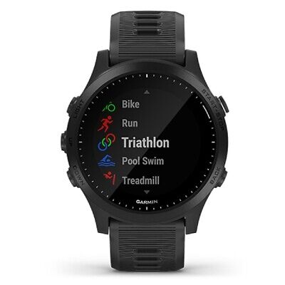 Garmin Forerunner 945 GPS Running Smartwatch - Black (010-02063-70) (Eng Only)