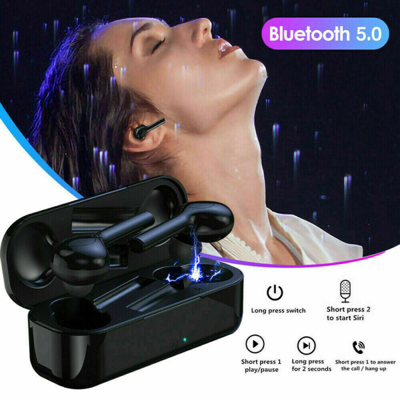 Smart Real Time 33 Languages Translator Headset Wireless Bluetooth 5.0 Earphone