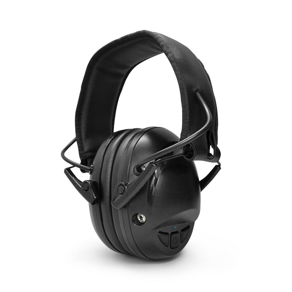 Battery Bluetooth Protection Ear Muff Earmuffs for Shooting