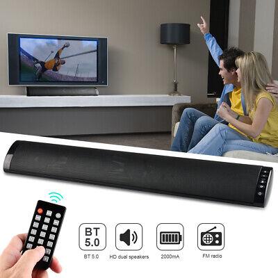 home theater soundbar wired sound bar speaker
