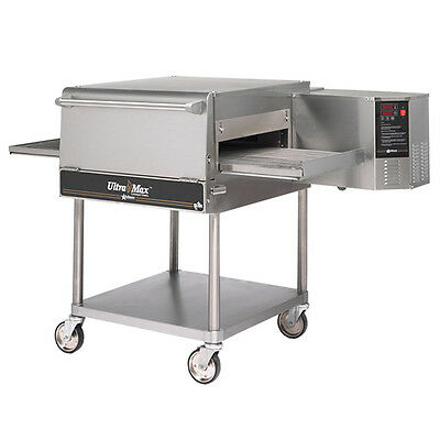 Star Um-1854 Countertop Gas Impingement Conveyor Oven W 54 Conveyor