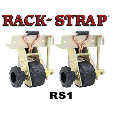 Rack-strap Truck And Van Racks. Square Mounting Frames And Replacement Parts.