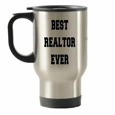 Best Realtor Ever Stainless Steel Travel Insulated Tumblers