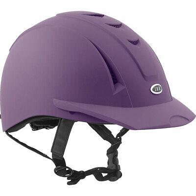 NEW IRH Equi-Pro DFS Riding Helmet Matte Small / Medium -