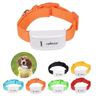 Pet Dog GPS Tracker Mini GSM Locator TK909 Realtime Tracking Device Waterproof