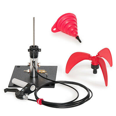 StratoLauncher IV Water Rocket Launcher + StratoFins Complete Kit