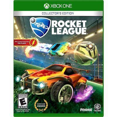 Rocket League Collector's Edition With Flash DLC Xbox One XB1 Brand New Sealed, usado segunda mano  Embacar hacia Argentina