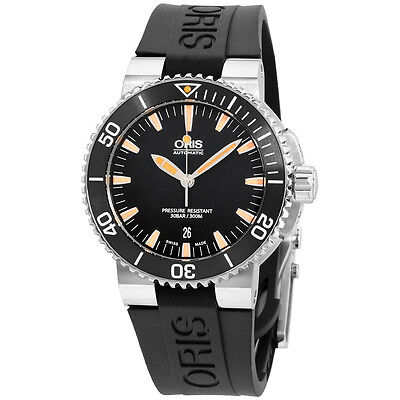 Oris Aquis Divers Men's Watch 733 7653 41 59 Rs