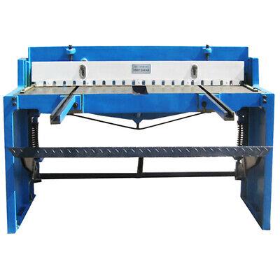 52 Foot Shear Sheet Metal Cutter 16 Gauge Rate Within 48 States