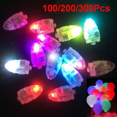 50-300Pcs Waterproof LED Light For Ballon Paper Lantern Wedding Party Decoration - Led Light For Balloons